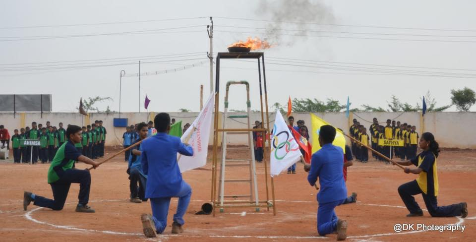 Sports Day – 2018