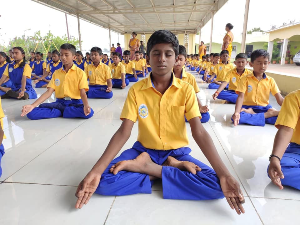 Day 1: Activity 1 – Yoga